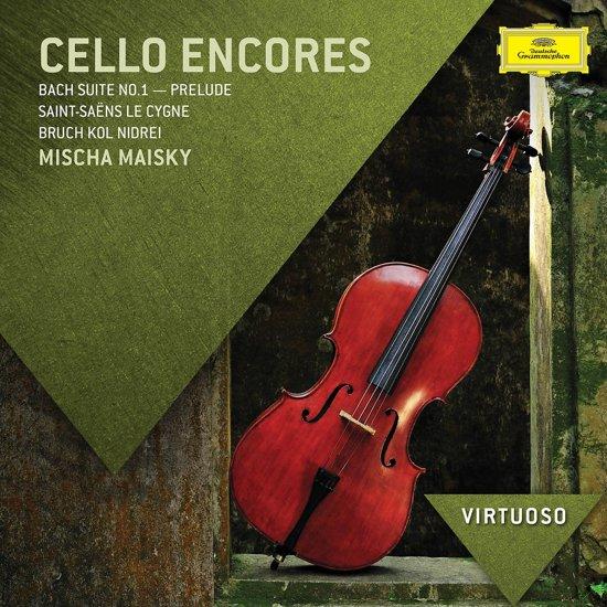 Cello Encores (Virtuoso)