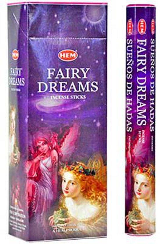 HEM Wierook Fairy Dream (6 pakjes)