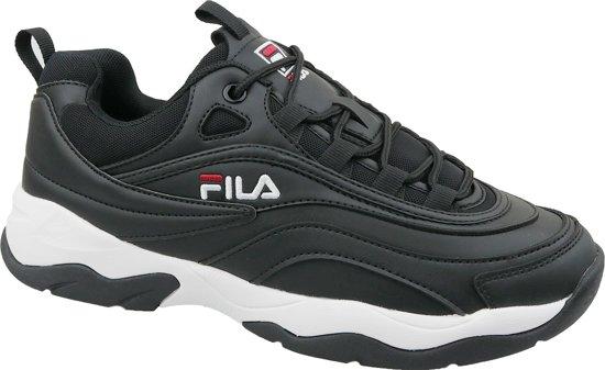 Fila Ray Low 1010561-12A, Mannen, Zwart, Sneakers maat: 43 EU