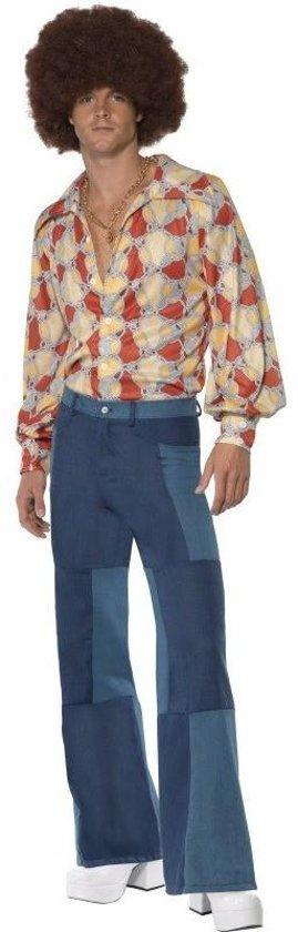 Bolcom Jaren 70 Disco Outfit Voor Heren Verkleedkleding Large
