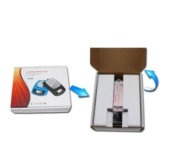 Profscale Precisie Digitale Weegschaal 0.1 Gram tot 3000 Gram