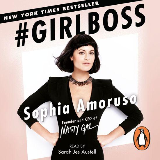 Boek cover #Girlboss van Sophia Amoruso (Onbekend)