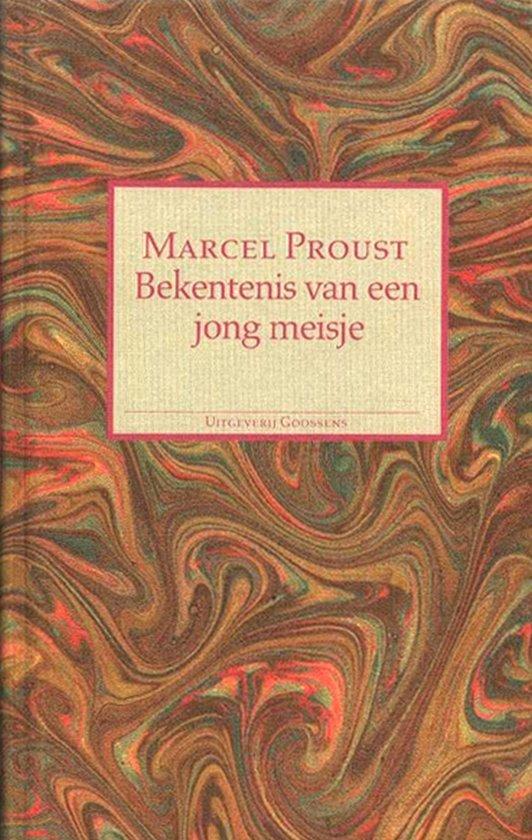 Bekentenissen van een jong (gb) mei - Marcel Proust pdf epub