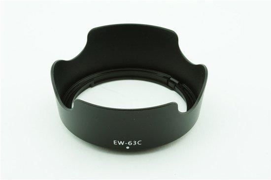 Zonnekap EW-63C voor Canon lens EF-S 18-55mm IS STM