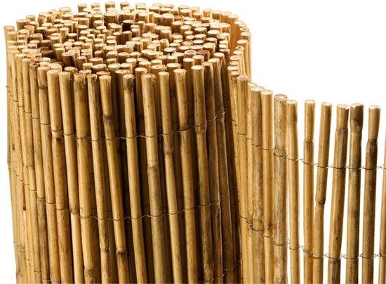 Intergard bamboematten - bamboeschermen op rol 2x5m