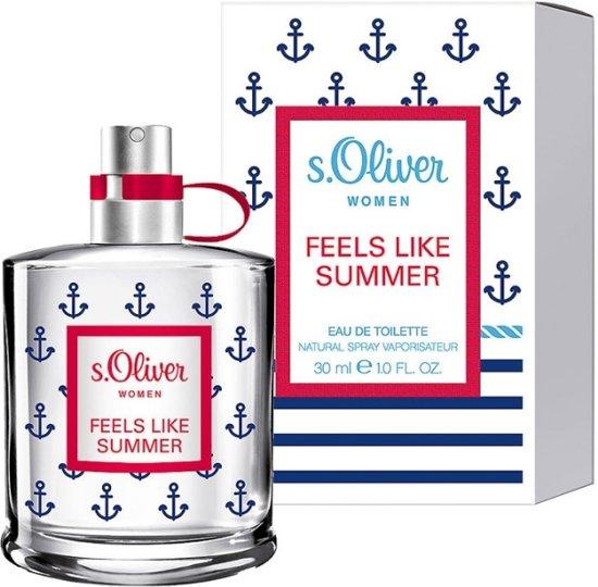 S. Oliver Feels like summer
