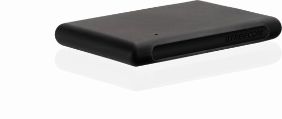 Freecom Mobile Drive XXS 3.0 - Externe harde schijf - 500GB - Zwart
