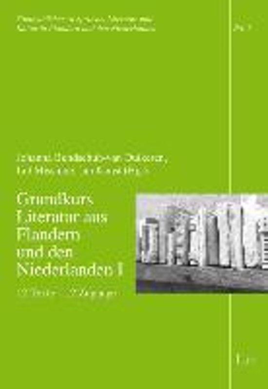 Grundkurs Literatur aus Flandern und den Niederlanden I
