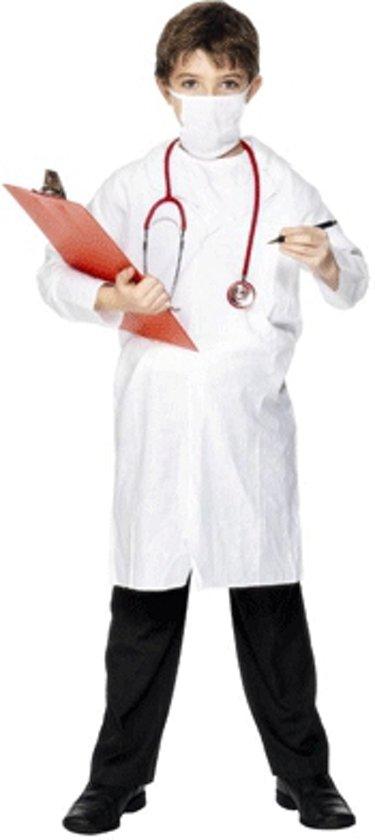 Voordelige doktersjas voor kinderen 140
