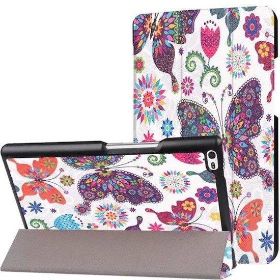 Lenovo Tab 4 8.0 - Tri-Fold Book Case - Vlinders