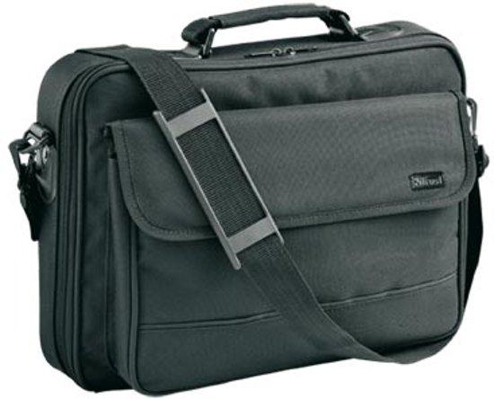 a61e73f4dfe bol.com   Trust BG-3650P - Laptoptas - 17 inch / Zwart