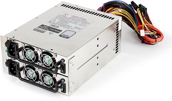 Synology PSU 500W-RP SET_1 power supply unit Grey