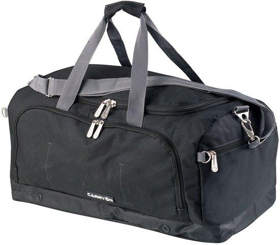 727da8d2ead bol.com | CarryOn - Daily - Weekendtas - Reistas - 60 liter - Zwart