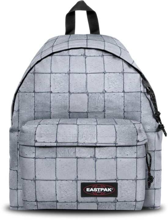 Eastpak Pak'r Cracked White Padded Rugzak 24 Liter ArwAvq4