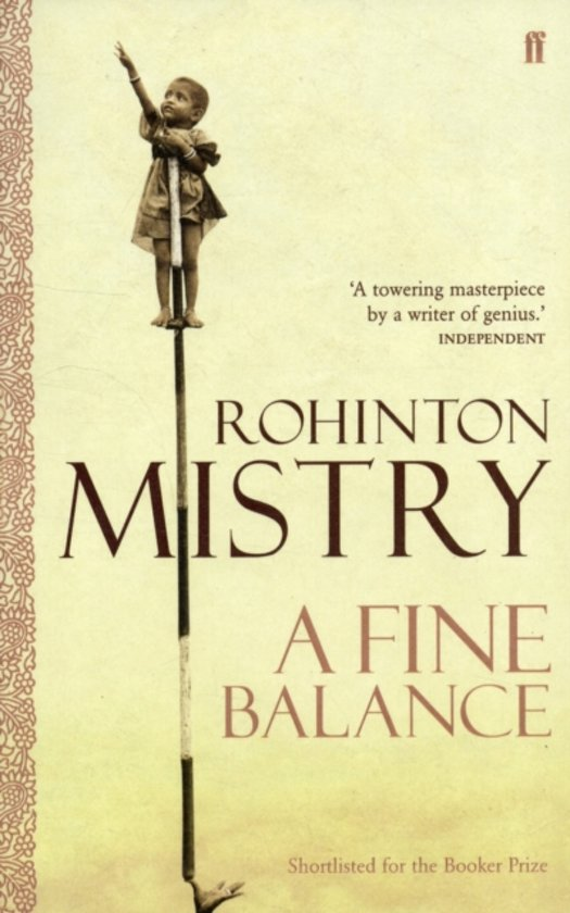 alienation in rohinton mistry s tale from Resistance and representation: postcolonial fictions of nations in crisis rohinton mistry's a fine balance and timothy mo's adolph's sense of alienation.
