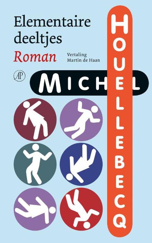 Boek cover Elementaire deeltjes van Michel Houellebecq (Paperback)