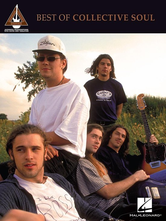Best of Collective Soul (Songbook)