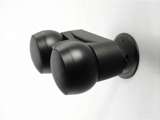 Gallo Acoustics Strada 2 Side - Luidsprekers (Zwart)