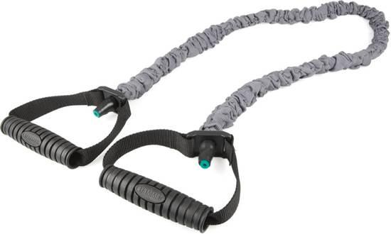 Hammer Fitness Weerstandsband Grijs - Weerstand: Medium