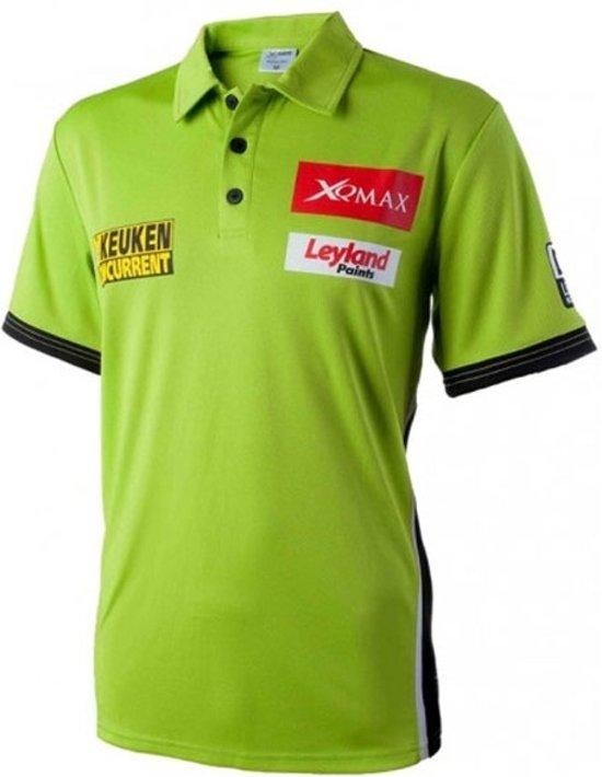 Michael van Gerwen Dartshirt Maat XL*