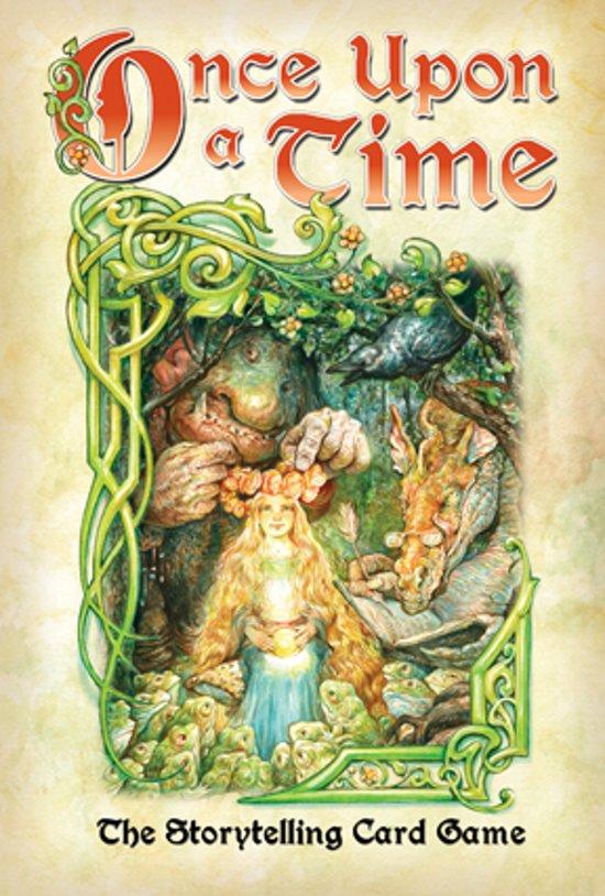 Afbeelding van het spel Once Upon a Time The Storytelling Cardgame