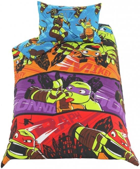 Teenage Mutant Ninja Turtles dekbed