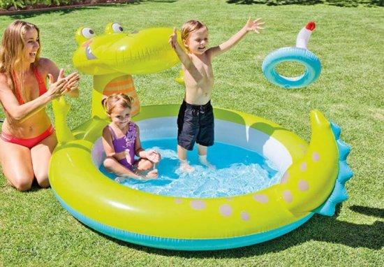 Gator Spray Pool