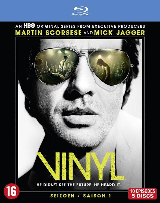 Vinyl - Seizoen 1 (Blu-ray)