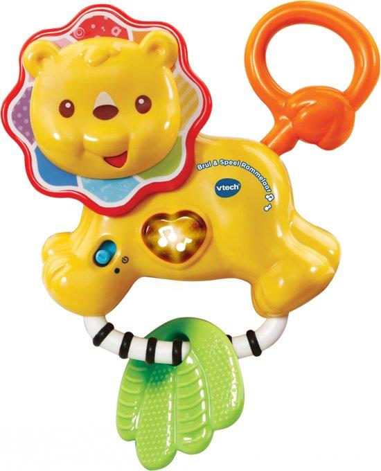 Afbeelding van VTech Baby Brul & Speel Rammelaar - Rammelaar speelgoed