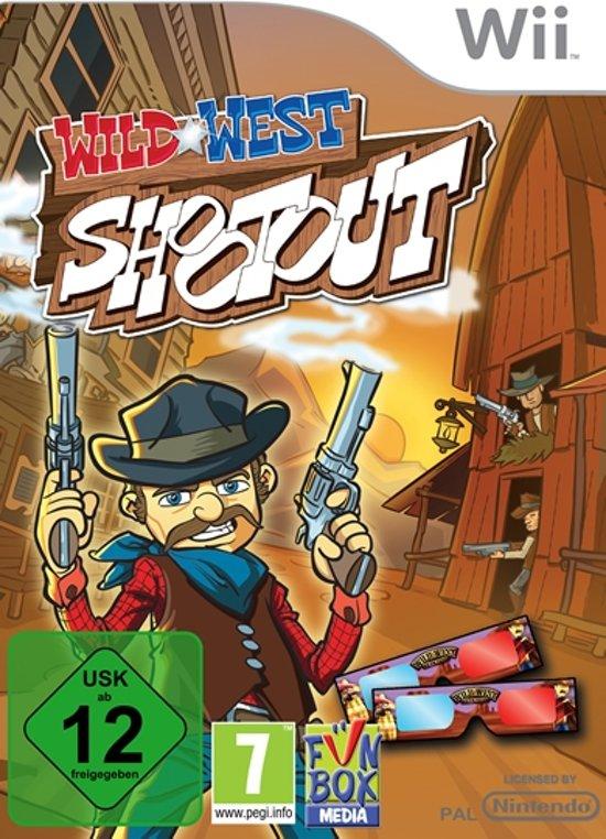 Wild West Shootout + Gun kopen