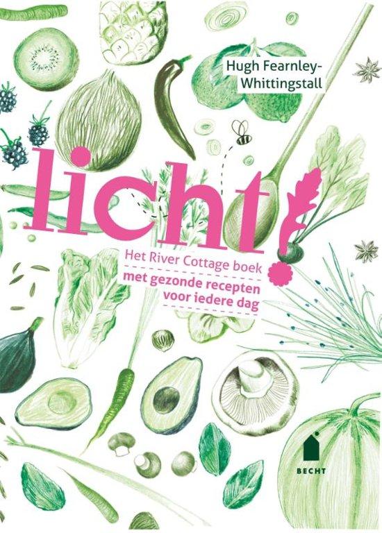 Boek cover Licht! van Hugh Fearnley-Whittingstall (Hardcover)
