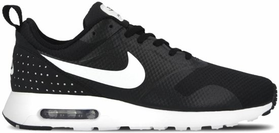 Nike Air Max Tavas Sneakers Heren - zwart/wit