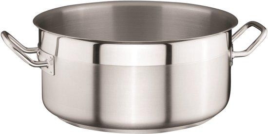 Fissler gastro kookpan laag, 28cm