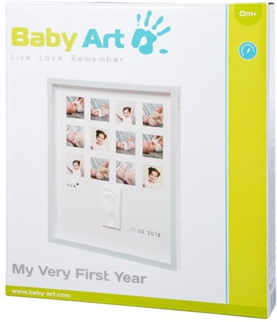 Baby Art My Very First Year (essentials)
