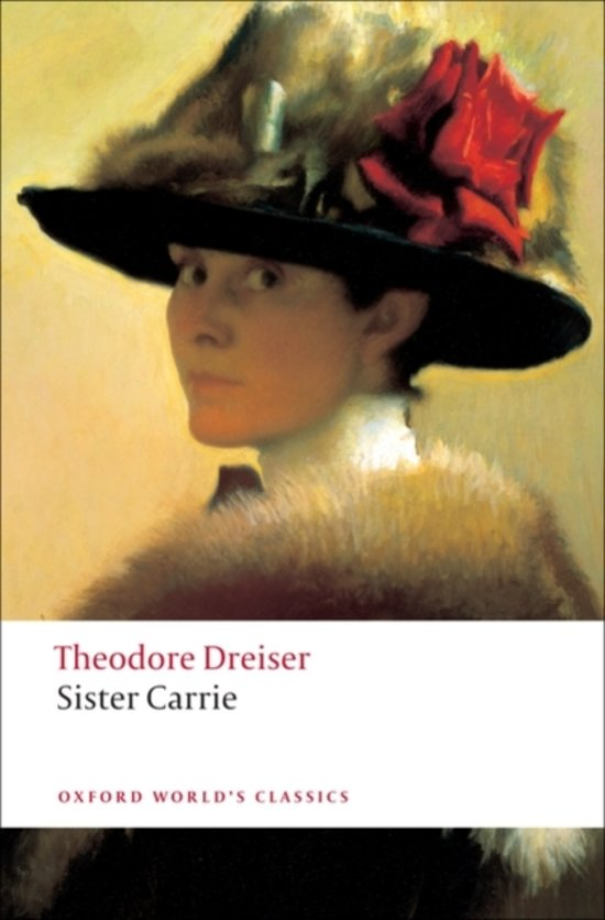 a description of the definition of the exact character of dreisers sister carrie A summary of chapters 1-4 in theodore dreiser's sister carrie dreiser's description of her ends with the exact amount of money she holds.