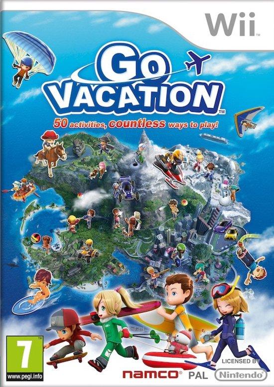 Go Vacation (voor Tess, Noa, Fiene, Martijn en Sandra)