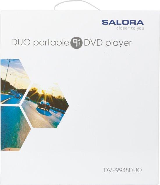Salora DVP9948 Duo + GC