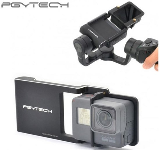 PGYTECH Action Cam Adapter voor DJI OSMO mobile