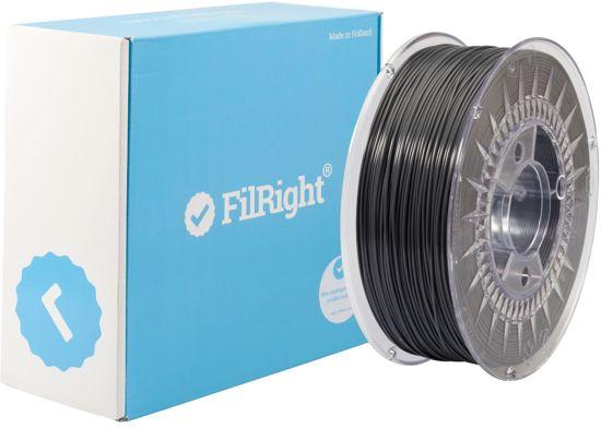 FilRight Maker PLA Filament - 1.75mm - 1 kg - Donker Grijs