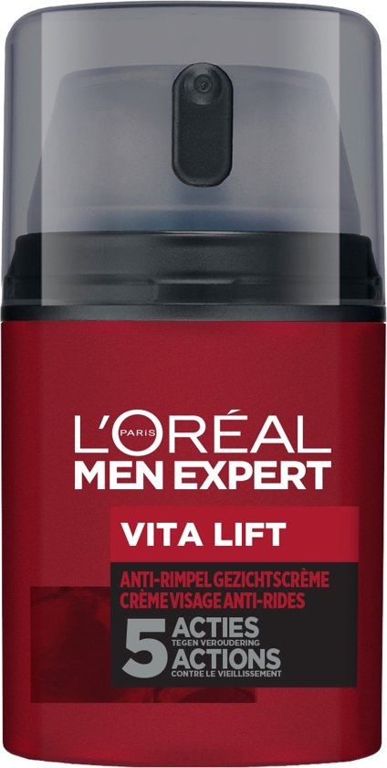 loreal men vitalift