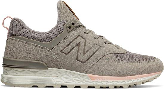 New Balance 574 Sport Sneakers Maat 40 Vrouwen beigegrijs