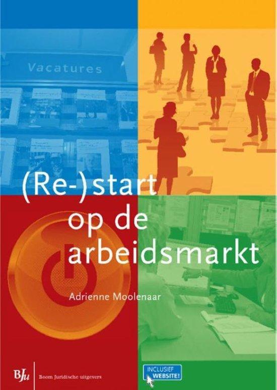 Bronnenboeken MBO Re start op de arbeidsmarkt