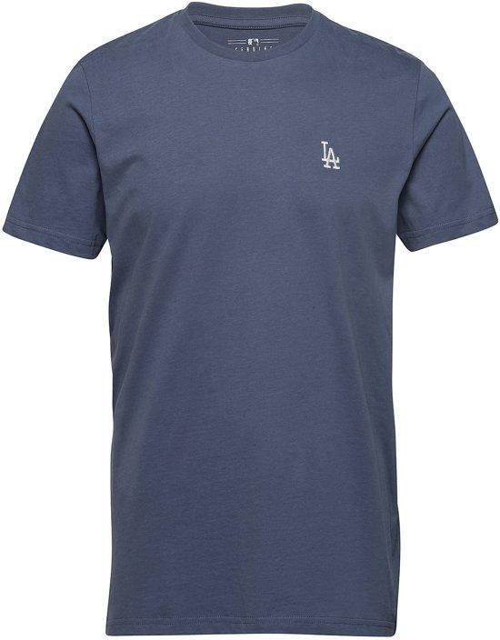 New Era Pastel Mini Logo T -shirt Los Angeles Dodgers - Maat M
