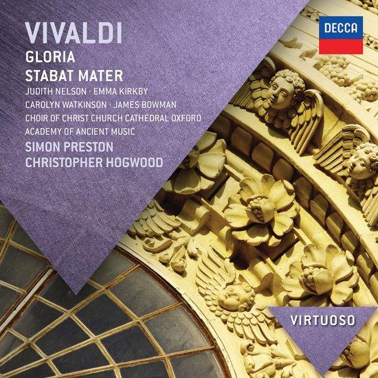 Gloria; Stabat Mater (Virtuoso)
