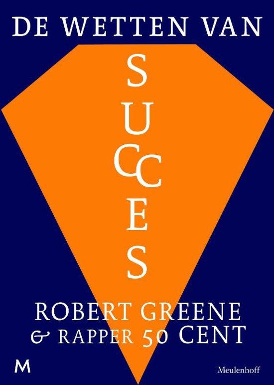 Boek cover De Wetten van Succes van Robert Greene (Paperback)