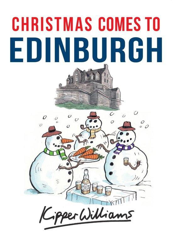 Christmas Comes to Edinburgh