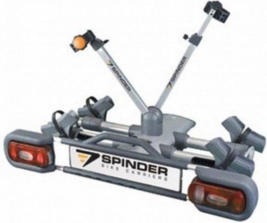 bol.com | Spinder Fietsendrager Eagle 2 Fietsen Grijs | 550 x 460 jpeg 28kB