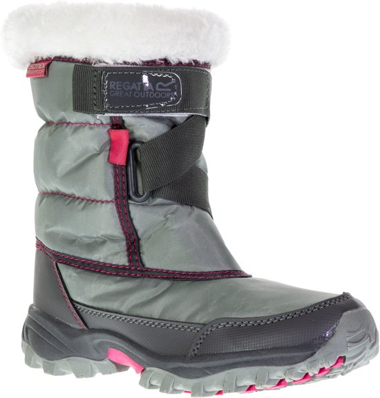 Regatta Snowcadet II - Snowboots - Unisex - Grijs - Maat 47