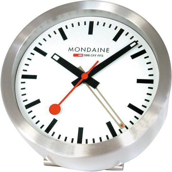 Mondaine Mini Alarmklok à 12,5 cm