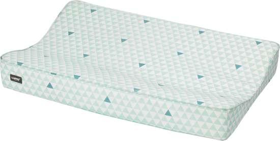 LUMA - Aankleedkussen 72x44 cm - Misty Mint